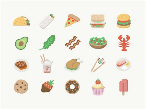 emoji food food emoji keyboard images