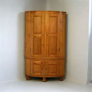 Rustic Log Kitchen Cabinets - primitive rustic corner cabinet pantry country kitchen cottage
