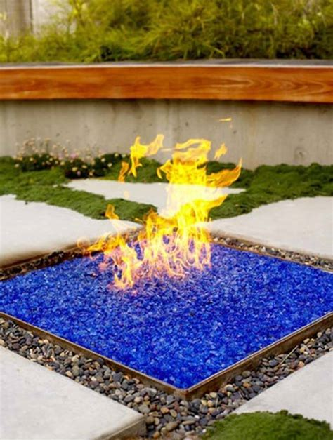 glass rock pit 16 cool and creative diy home decor ideas with sea and colored glass