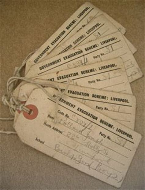 printable evacuee label 16 best world war 2 crafts for kids images on pinterest