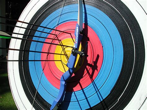 Gold Meanders Bow Panahan Archery free archery free clip free clip on