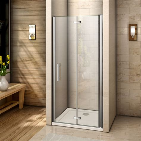 Shower Door Manufacturers United States Bifold Walk In Frame Shower Enclosure Glass Door Screen 700 760 800 860 900 1000 Ebay