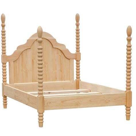 spindle bed gwenny spindle bed by the beautiful bed company