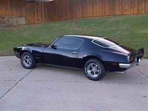 1971 Pontiac Firebird 1971 Pontiac Firebird Formula 400
