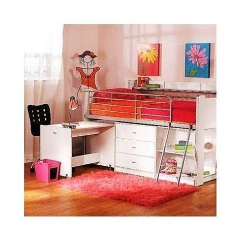 girls bedroom sets with desk twin loft bed desk bedroom furniture teen girls kid home