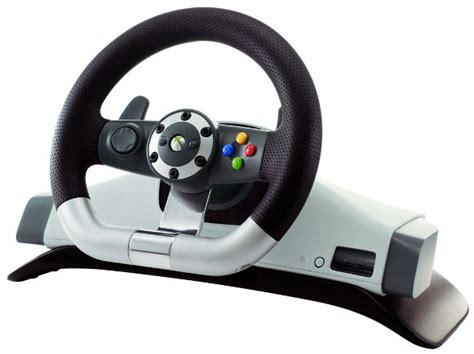 volante xbox 360 microsoft quel est le meilleur volant pour xbox 360