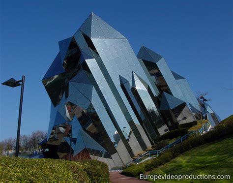 theme park france photo futuroscope theme park in poitiers in france tourism
