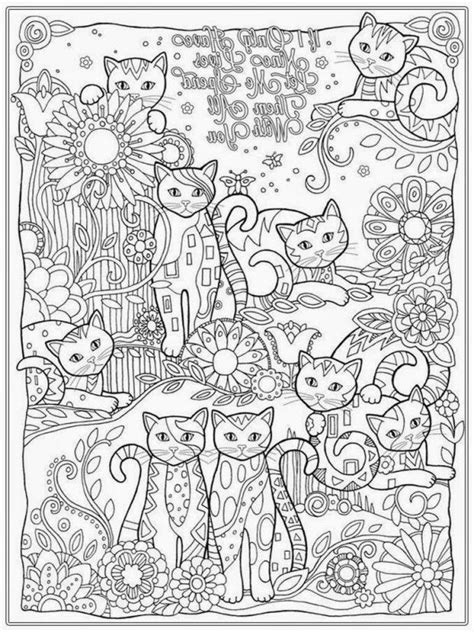 abstract cat coloring pages abstract cat printable coloring page coloring home