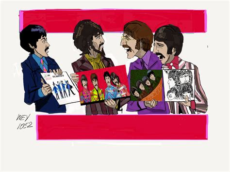 The Beatles 5 52 second guessing the beatles 2 something about the