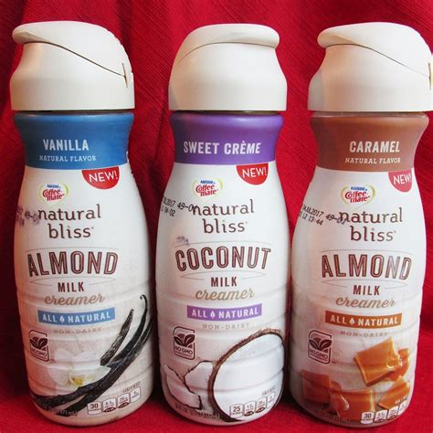 Harga Non Dairy Creamer bliss non dairy creamers review almond and