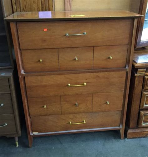 Patchwork Dresser by Mid Century Patchwork Dresser Tuesday S Treasures