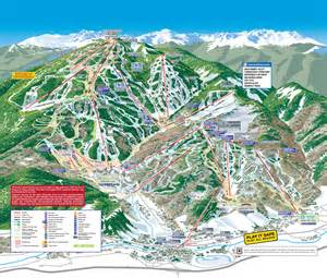 beaver creek trail map