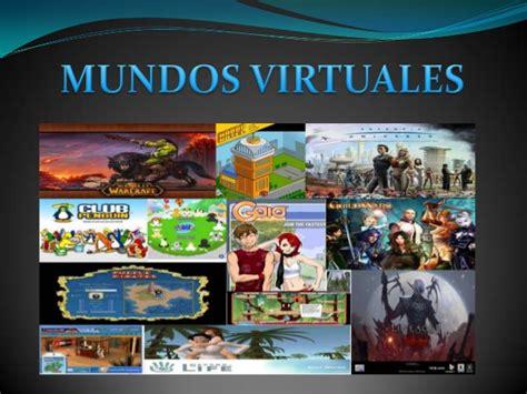 que son imagenes virtuales o aparentes mundos virtuales