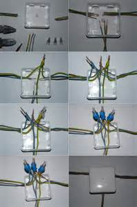 file junction box with wire nuts jpg