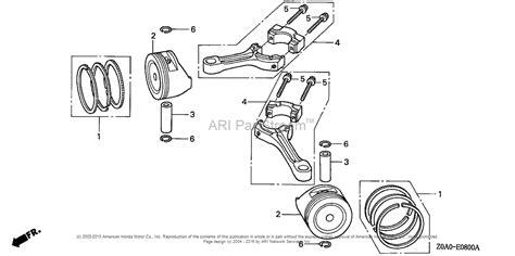 honda gxv530 parts diagram wiring diagrams wiring