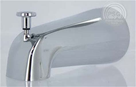 types of bathtub spouts learn how to remove and install various tub spouts on