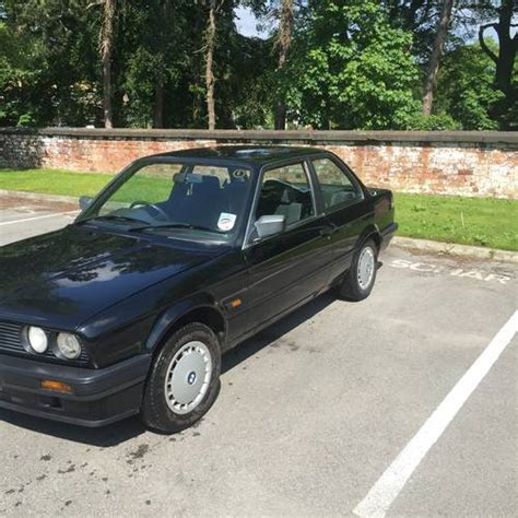 bmw for sale owner for sale bmw series 1 owner car 1989 classic cars hq