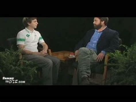 michael cera between two ferns michael cera between two ferns with zach galifianakis