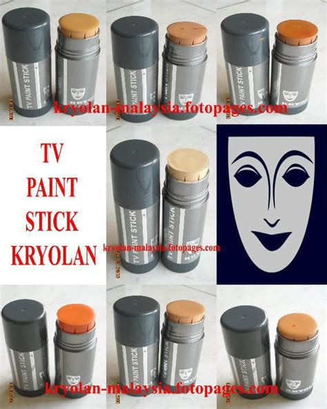 Harga Span Soft Powder Foundation The Shop norainah s shop kryolan