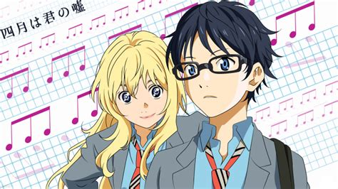6 anime like shigatsu wa kimi no uso your lie in april