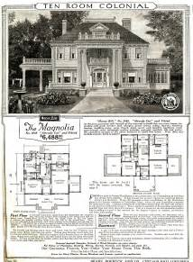 The Notebook House Floor Plan File Sears Magnolia Catalog Image Jpg