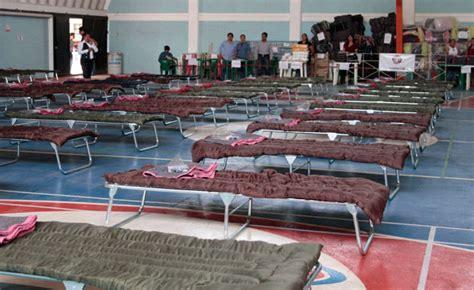 imagenes de albergues temporales segob difunde tel 233 fonos para ubicar refugios temporales