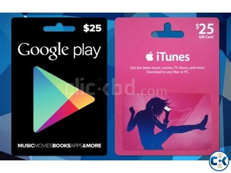 Playstation Online Gift Card - online gift card xbox psn google play i tunes etc clickbd