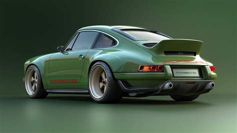 singer porsche wallpaper sensationally singer porsche 911 with 500 hp williams