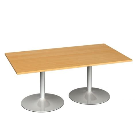 Rectangular Boardroom Table Rectangular Boardroom Table Trumpet Base Office Tables Uk