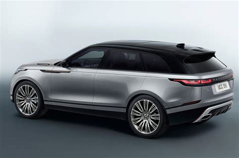 range land rover 2018 land rover range rover velar reviews and rating