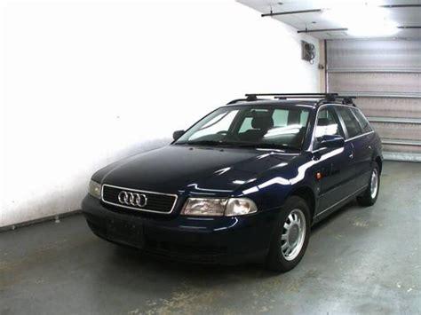 Audi A4 Avant 1997 by 1997 Audi A4 8dadr A4 Avant 1 8 For Sale Japanese Used