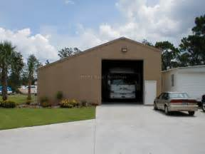 Motorhome Garage Metal Rv Garage In Lillian Al Customer Testimonial
