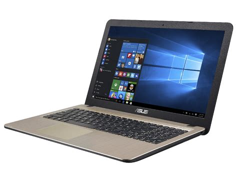 test laptop asus f540sa xx087t notebook review notebookcheck net reviews