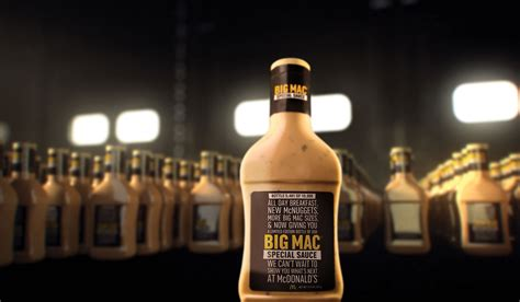 Mcdonalds Sauce Giveaway - where to get mcdonald s secret big mac sauce in ny