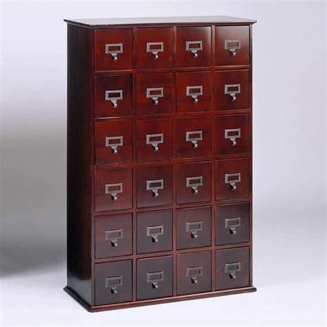 leslie dame 40 cd dvd media storage cabinet leslie dame 40 quot 24 drawer storage cabinet in cherry cd