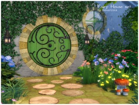 where to buy a fairy house sims 3 sims by severinka fairy house set sims 4 downloads