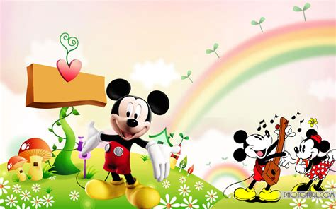 themes cartoons free download mickey mouse 3d wallpaper 206530