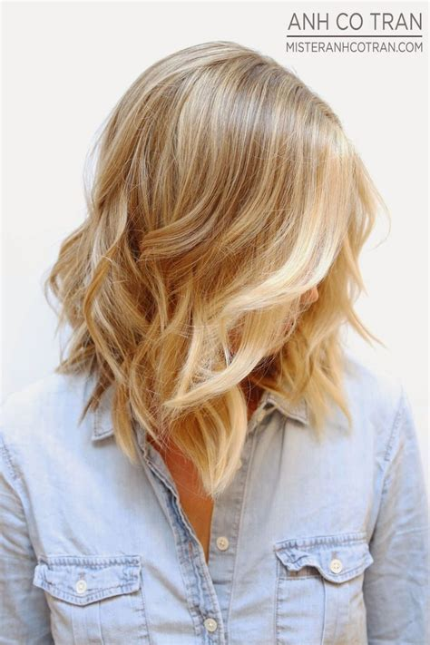 medium hair styles with blond in front color 25 medium length hairstyles you ll want to copy now