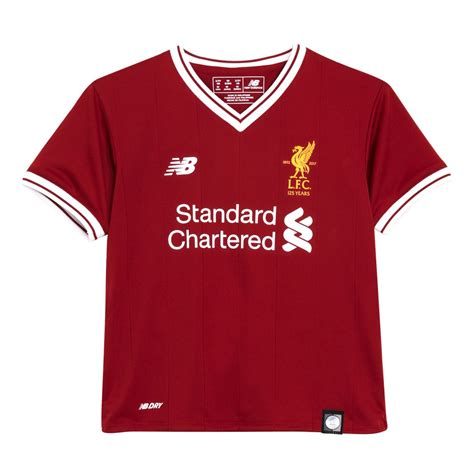 Liverpool Kit New Liverpool Kit Liverpool Fc Shirt Uksoccershop | liverpool s home kit for 2017 18 from every angle