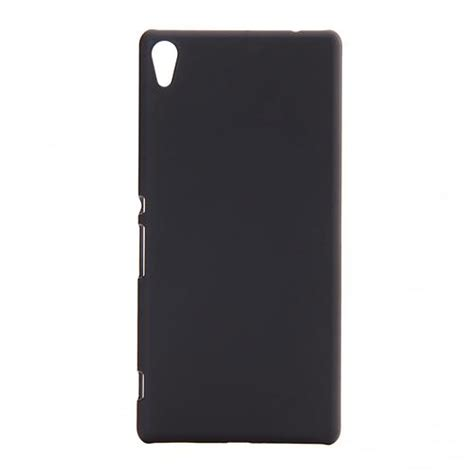 Sony Xperia C6 Casing Glitz Cover Kasing ultra thin smooth protective for sony xperia c6 black