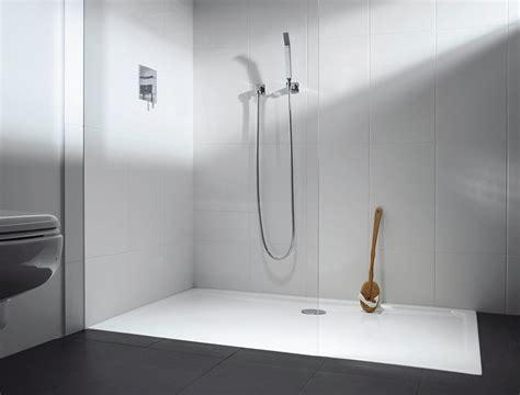 dusche design gemauerte dusche als blickfang im badezimmer vor und