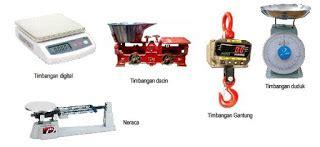 Timbangan Pertanian macam macam alat ukur yang digunakan dalam dunia