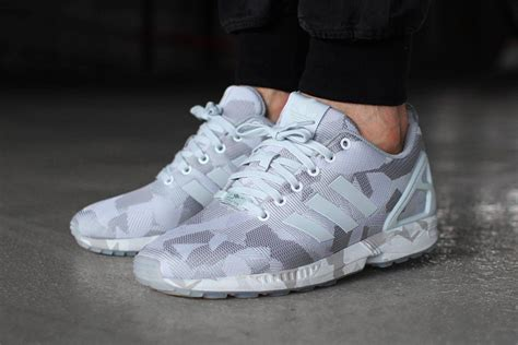 adidas zx flux grey pattern adidas zx flux quot urban camoflauge quot