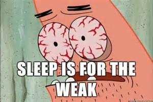 What Is Sleep Meme - music monday i need some sleep by the eels chadwick