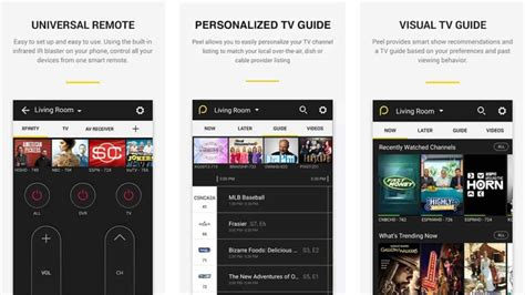 best android remote 10 best tv remote apps for android android authority