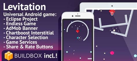 game templates for android buy levitation buildbox app source code sell my app