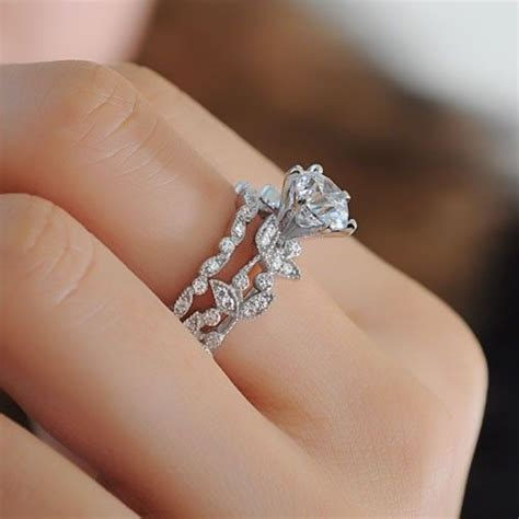 Spending Right on Engagement Rings. Fantasy Diamonds