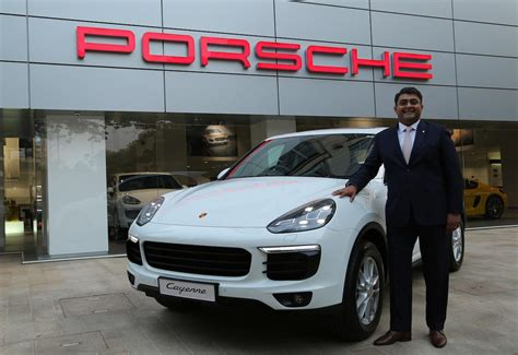 porsche india 2015 porsche cayenne launched in india price starts from