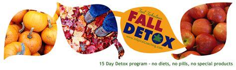Fall Detox by Inspiral Coaching Fall Detox Program