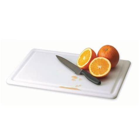 amazon com san jamar tc182412gv tuff cut high tech resin san jamar grooved cutting board